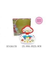 Обучающая игрушка Волшебное зеркало 25х6х25см В72289