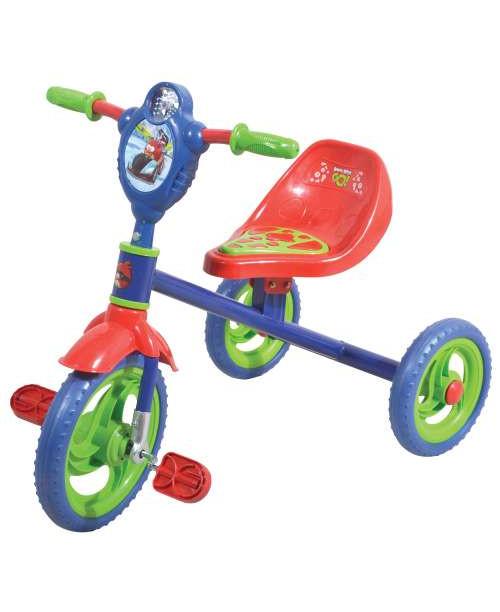 Велосипед детский 1toy Angry Birds Go 3-х колесный 10 дюймовый Т57582