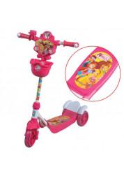Самокат детский 1toy Winx 3-х колесный Т54947