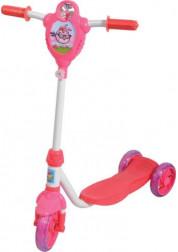Самокат детский 1toy Angry Birds 3-х колесный Т56865