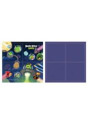 1toy Angry Birds Space коврик-пазл 4 части 119х119 см Т56762