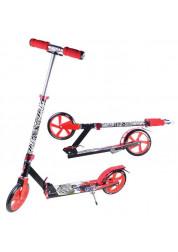 Самокат детский TOPGEAR Hot wheels 2-х колсеный Т57607