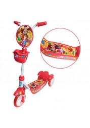 Самокат детский 1toy Winx 3-х колесный Т54955