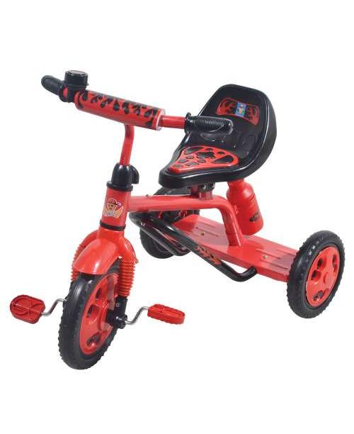 Велосипед детский 1toy Беби Байкер 3-х колесный 10 дюймовый Т57604