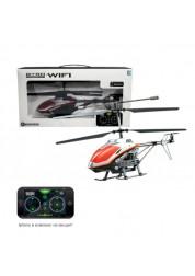 1toy GYRO-Wi-Fi вертолет с гироскопом алюминий Т57708
