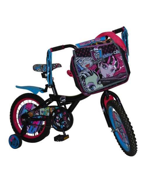 Велосипедсипед двухколесный 16 Navigator Monster High (ВН16050)