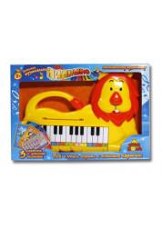 Тилибом пианино Лев 3 карточки-мелодии Т56832