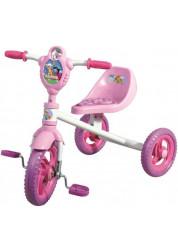 Велосипед детский 1toy Ну погоди! 3-х колесный 10 дюймовый Т54035