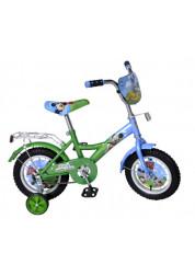Велосипедсипед Navigator Mickey Mouse двухколесный с боковыми колесами