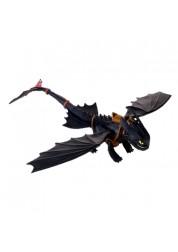 Игрушка Dragons 66555 Дрэгонс Большой дракон Беззубик, дышит огнем