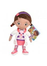 Мягкая игрушка Disney 1200242 Дисней Доктор Плюшева 25 см
