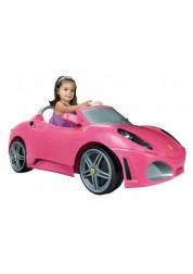 Детский электромобиль Феррари для девочек 6V