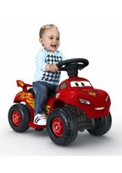 Детский Квадроцикл Молния Маккуин  6 V