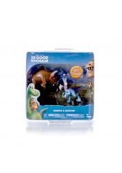Good Dinosaur 62305 Хороший Динозавр Фигурки Кеттл и Раптор