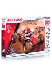 Конструктор Меккано Набор Багги (20 моделей) Meccano 91775