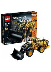 Конструктор Лего Автопогрузчик VOLVO L350F с дистанционным управлением Lego Technic 42030