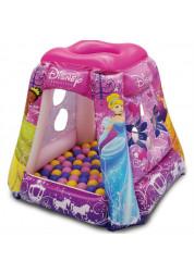 Игровой центр-домик Сверкающая мечта принцессы с мячиками