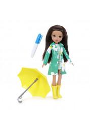 Кукла Moxie Раскрась свой плащ Софина