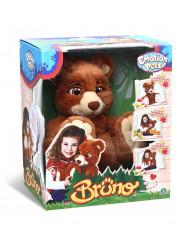 Bruno интерактивный медведь