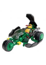 Трицикл Черепашки Ниндзя TMNT с фигуркой