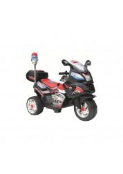 Мотоцикл Weikesi JT015 аккумуляторный (1х6V, 4.5Ah), с сиреной, 112*51*83 см