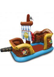 Надувной игровой центр Корабль Джейка и пиратов Нетландии