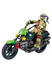 Мотоцикл Черепашки Ниндзя TMNT с фигуркой