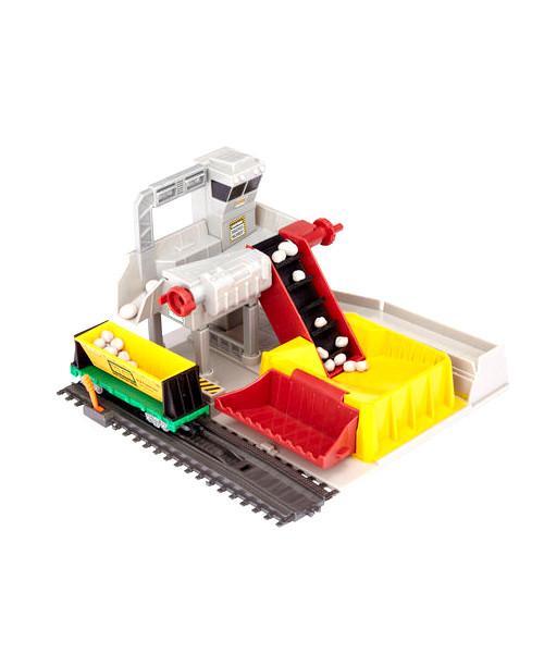 Железная дорога ПауэрТрейнс Станция погрузки руды PowerTrains 58010