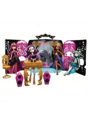 Игровой набор Монстростическая вечеринка с куклой Монстр Хай 13 Желаний