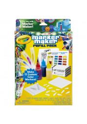 Мастер-фломастер Crayola Набор дополнительных аксессуаров для создания фломастеров