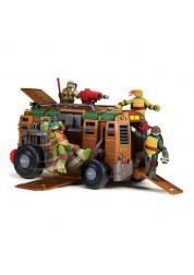 Транспортное средство Черепашки Ниндзя TMNT для путешествия по подземелью (без фигурок)