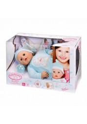 Кукла-мальчик с мимикой 46 см Baby Annabell 792-216