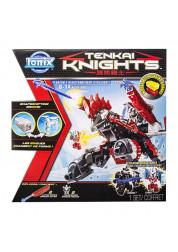 Фигурка-трансформер Танк Боевой конь Tenkai Knights