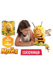 Интерактивная игрушка Пчелка Майя Сказочница