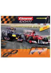 Автотрек Carrera Тачки 2 GO