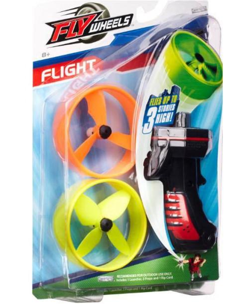 Flywheels 2 пропеллера