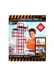 Железная дорога Пауэр Констракшн Дополнительный набор Power Construction 72171