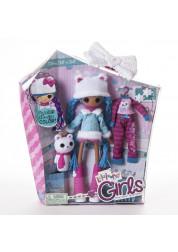 Кукла Lalaloopsy Girls Снежинка