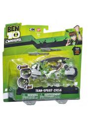 Игровой набор Ben 10 с транспортным средством