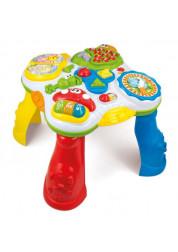 Развивающий стол Говорящий лес Baby Clementoni