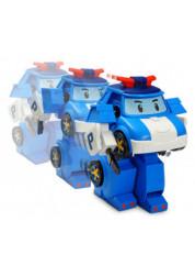 Робот-трансормер 83090 Поли на радиоуправлении 31 см Robocar Poli