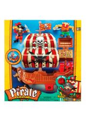 Игровой набор Приключение пиратов Битва за остров