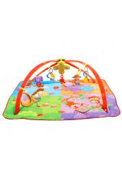 Tiny Love коврик Разноцветное Сафари развивающий (408) Maxi