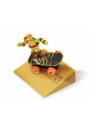 Скейтборд Черепашки Ниндзя TMNT без фигурки