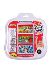 Набор картриджей K-Magic Английский язык для малышей