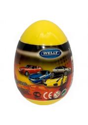 Машинка-сюрприз Велли в яйце
