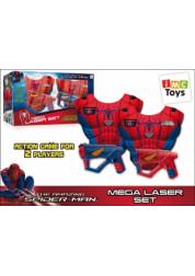 Набор с жилетами и пистолетами Spider-Man