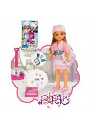 Кукла Нэнси Путешественница Завтрак в Париже