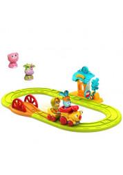 Веселая железная дорога Ouaps