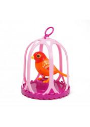 Digibirds Птица с большой клеткой и кольцом